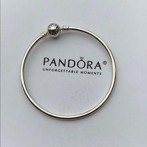 Authentic Pandora Bracelet Bangle